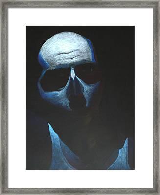 Alive Framed Print by Brandon Baird