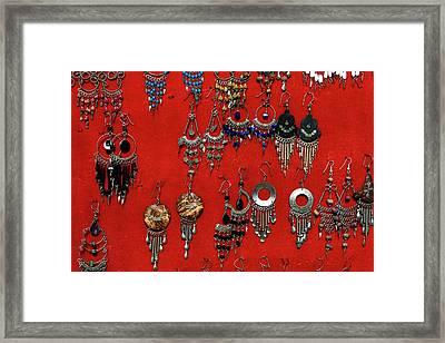 All Ears Framed Print by Lorraine Devon Wilke
