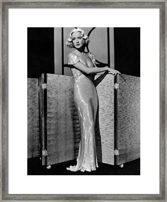All Of Me, Miriam Hopkins, 1934 Framed Print by Everett