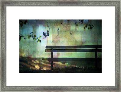 All On A Summers Evening Framed Print