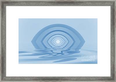 All-seeing Eye Framed Print