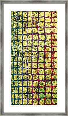 All That Glitters 1 Framed Print by Rita Bentley