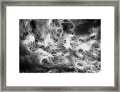 All The Little Spirits Framed Print