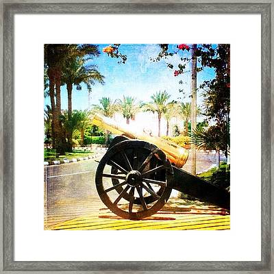 all You Need Is Love #instagram Framed Print by Andrea Bigiarini