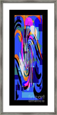 Alleah 01 Framed Print