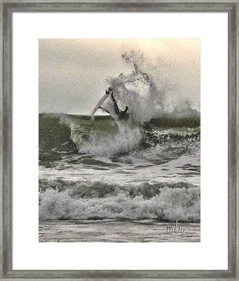 Alley-oop 1 Framed Print