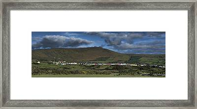 Framed Print featuring the photograph Allihies Ireland by Hugh Smith