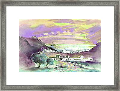 Almeria Region In Spain 04 Framed Print by Miki De Goodaboom