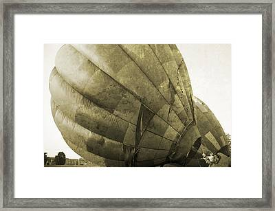 Almost There Framed Print by Betsy Knapp