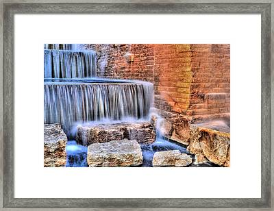 Along The River Framed Print by JC Findley