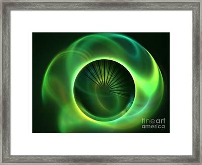 Alpine Framed Print by Kim Sy Ok