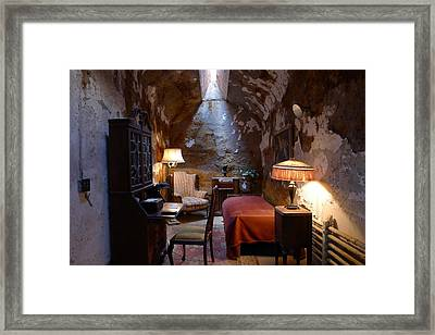 Al's Place II Framed Print by Richard Reeve