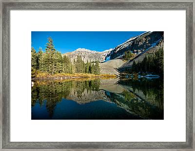 Alta Lakes Framed Print by Josh Whalen