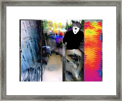 Altered Ego Framed Print by Rc Rcd