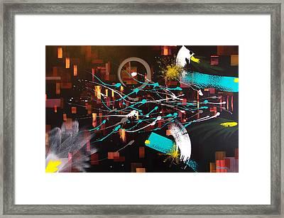 Alternative Consciousness Framed Print