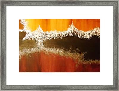 Altitude Framed Print