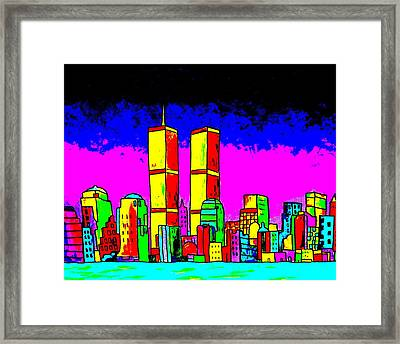 Always Remember Framed Print by Mike OBrien