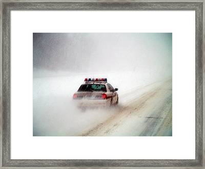 Always There Framed Print