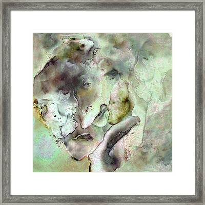 Always Thinking Framed Print by Richard Fisher