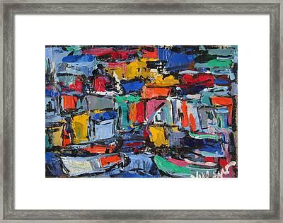 Amalfi 35 Framed Print