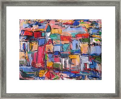 Amalfi 88 Framed Print