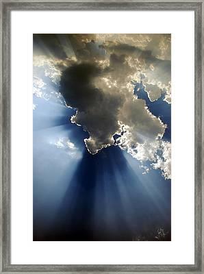 Amazing Grace Framed Print by Skip Willits