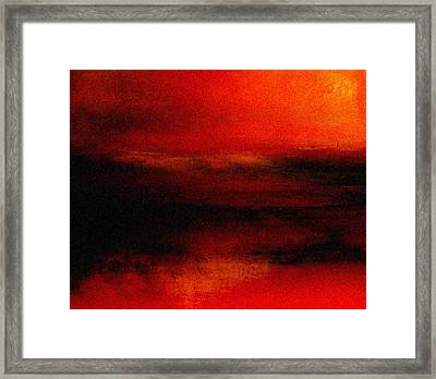 Ambience 4 Framed Print