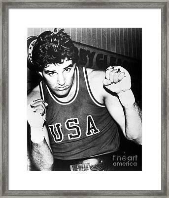 American Boxer, C1982 Framed Print