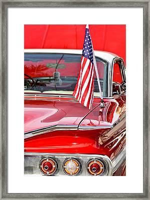 American Classic Impala Framed Print