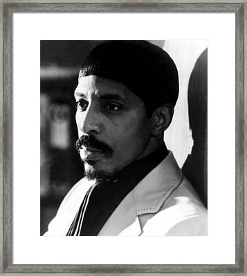 American Musician Ike Turner, 1970 Framed Print by Everett