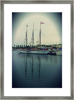 American Pride Framed Print by Heidi Smith