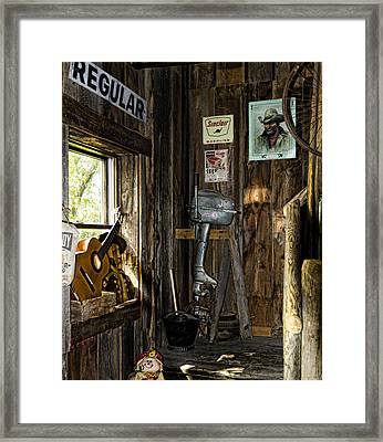 Americana 2 Framed Print by Peter Chilelli