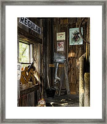 Americana 2 Framed Print