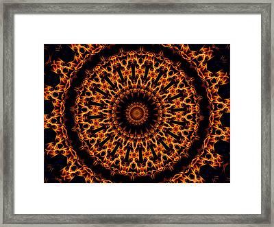 Amidi No.2 Framed Print by Danny Lally