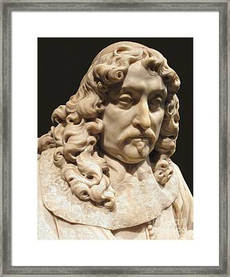 Amsterdam Rijksmuseum Classic Bust - 03 Framed Print by Gregory Dyer
