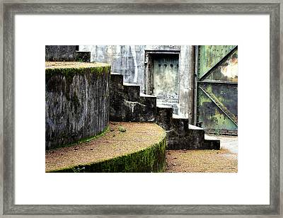 An Abandoned Fortress Framed Print