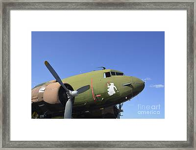 An Ac-130u Spooky Gunship Framed Print by Stocktrek Images