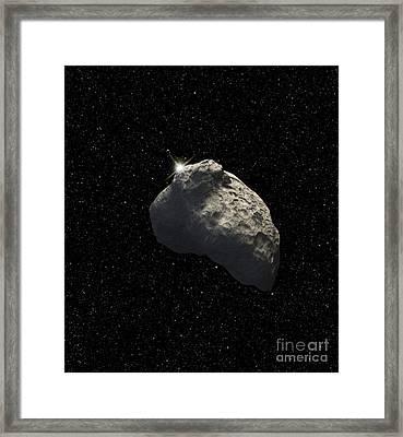 An Artists Impression Framed Print