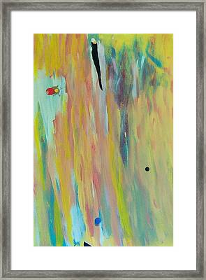 An Ascension Framed Print by Helene Henderson