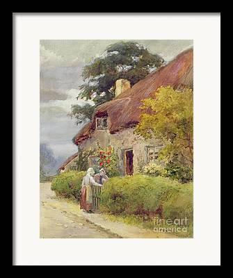 Joshua Fisher Framed Prints