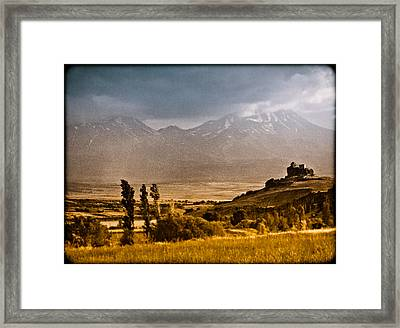 Guzelyurt, Turkey - Analipsis Framed Print