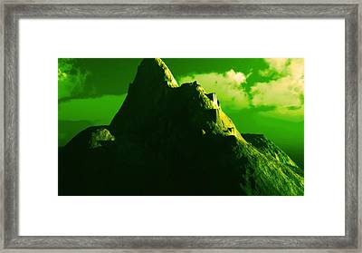Ancient Civilization Framed Print