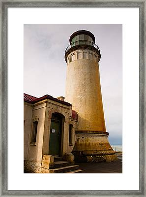 Ancient Lighthouse Framed Print