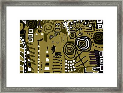 Ancients 1d Framed Print