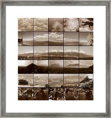 Andalucia Framed Print