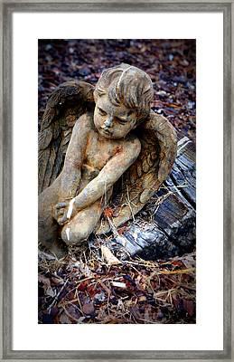 Angel For Khan Framed Print