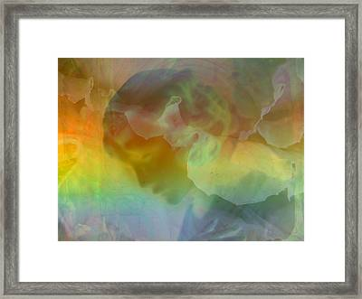 Angel In My Dreams Framed Print by Shirley Sirois
