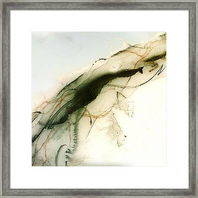 Angel On High Framed Print