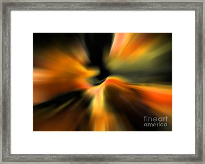 Angel Song Framed Print by Carol Groenen