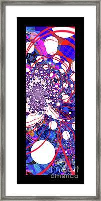 Angela 01 Framed Print